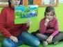 """,,Cała Polska czyta Dzieciom"""" w grupie ,,Pszczółki"""""""