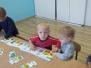 Jesienne zajęcia w grupie Biedronki