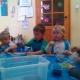 Nauka posługiwania się pipetą :) - Klub Małego Einstein-a
