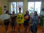 Powitanie Lata-teatrzyk w wykonaniu nauczycielek