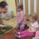 Zwiastuny wiosny - warsztaty zoologiczne w naszym przedszkolu - 29.04.2015 r.